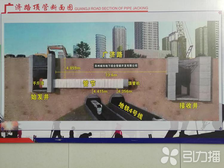 构建示意图。(图片来自苏州新闻网)