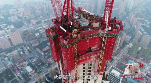 """这款造楼神器刷新""""中国速度""""4天盖起一层楼"""
