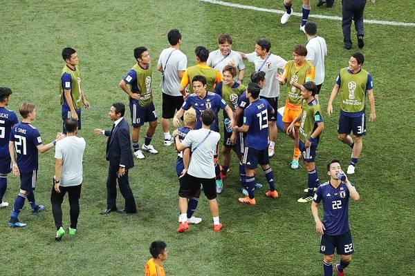 日本队在世界杯上消极比赛,却可能