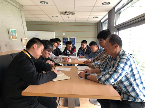 东航技术党群标准化平台推动全面从严治党向基层延伸