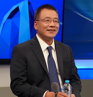 戴尔集团大中华区总裁黄陈宏