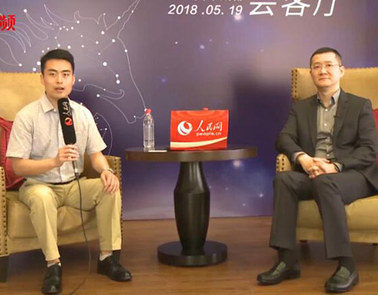 对话众人科技集团董事长谈剑峰