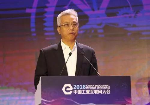 广东省副省长陈良贤致辞。