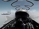 歼-20战机7机同框