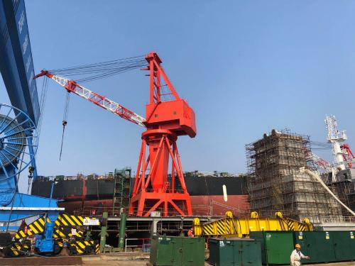 六横船舶修造产业 绿色制造迈向高质量发展