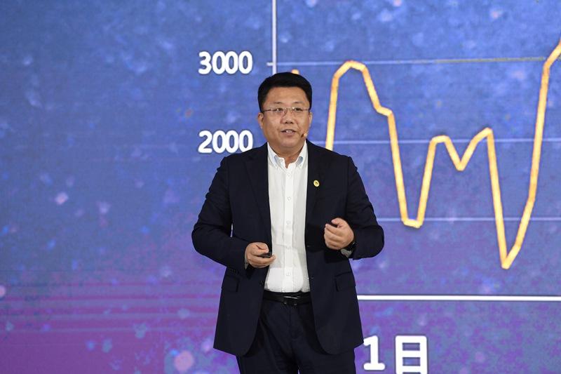 华为鲁勇:发展联接计算产业打造全场景